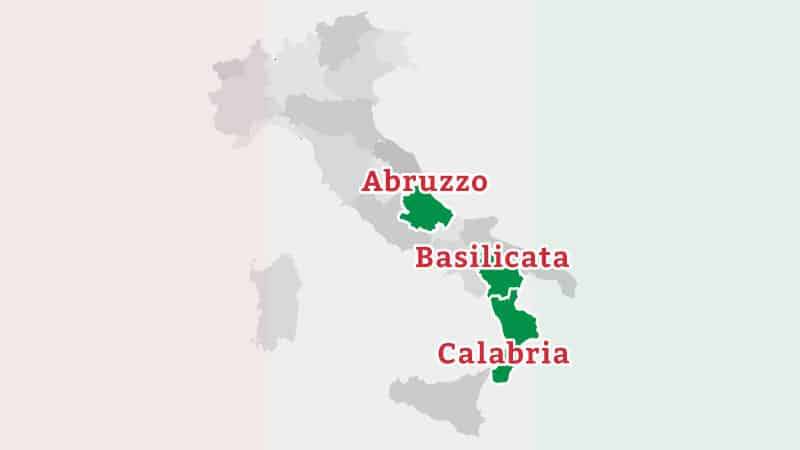 Italian Cuisine by Region, Part 1