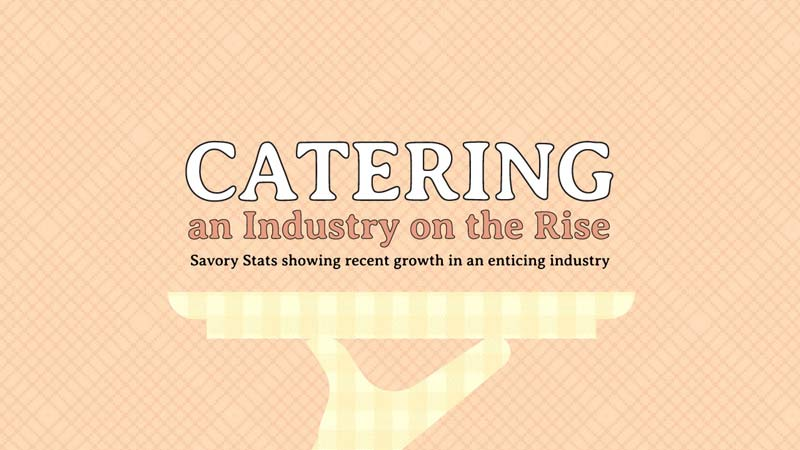 [Infographic] Catering Industry on the Rise