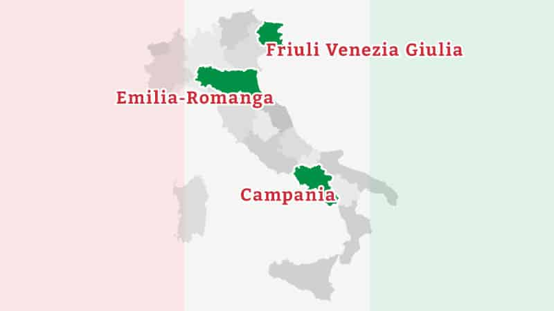 Italian Cuisine by Region, Part 2