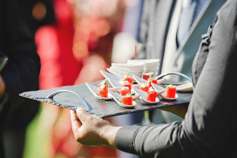 How Much Food To Order For Your Catered Event