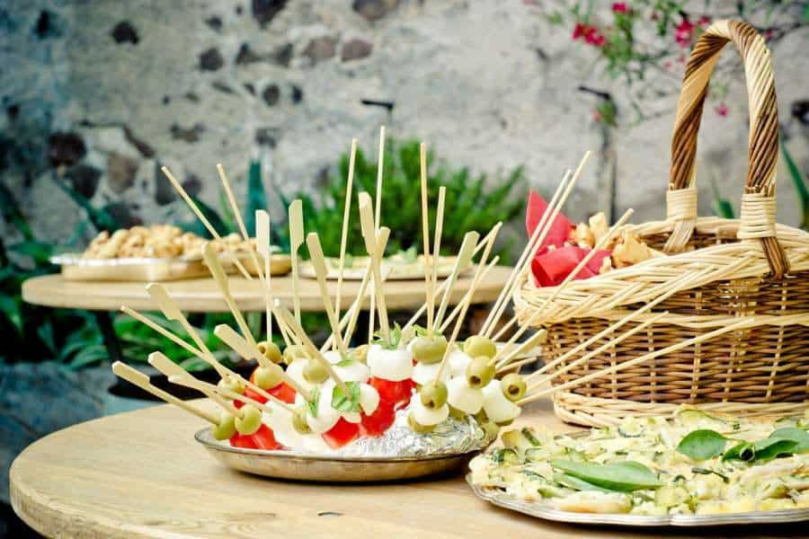 Are Appetizers Enough: Events Without An Entree